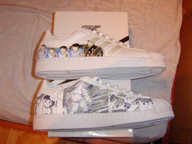 adidas chaussure captain tsubasa